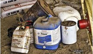 Storing Hazardous Materials to Protect Groundwater